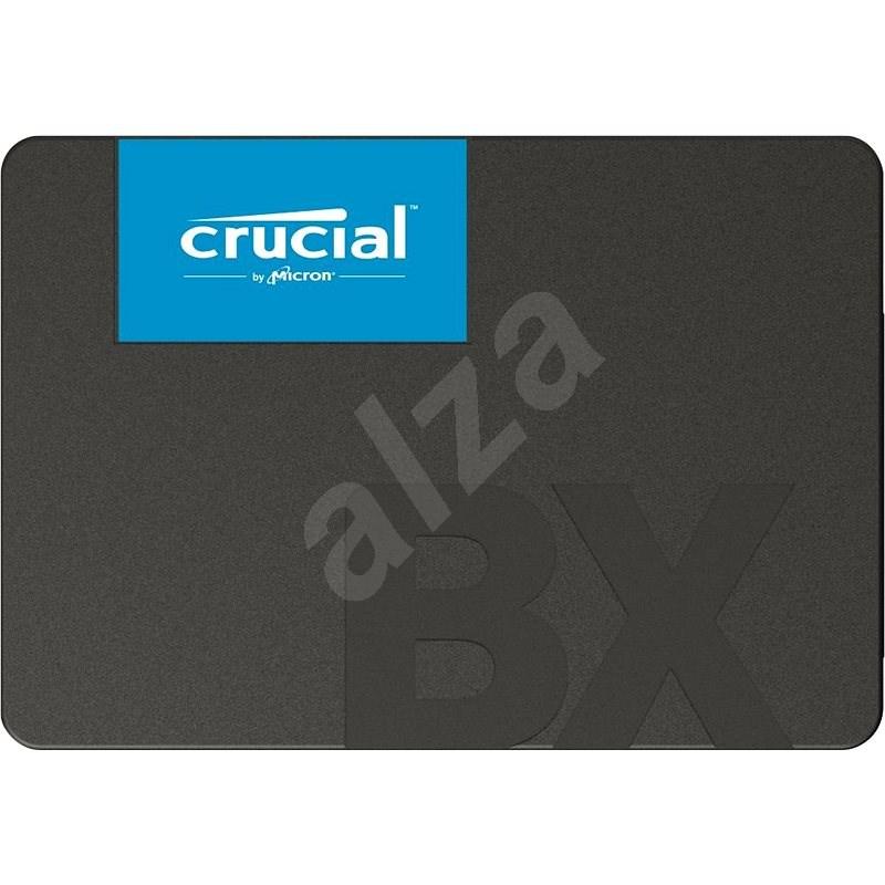 Crucial BX500 SSD 480GB - SSD Festplatte