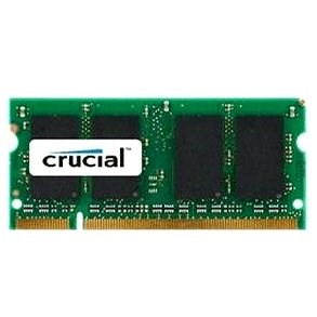 Crucial SO-DIMM DDR2 667MHz CL5 4 GB - Arbeitsspeicher