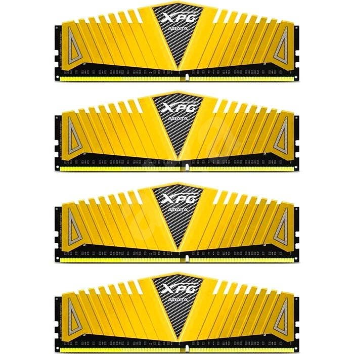 ADATA 16 Gigabyte KIT DDR4 3200MHz CL16 XPG Z1, Gold - Arbeitsspeicher