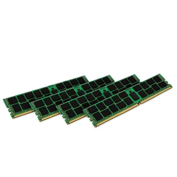 Kingston 64 Gigabyte KIT DDR4 2133MHz CL15 ECC Registered - Arbeitsspeicher
