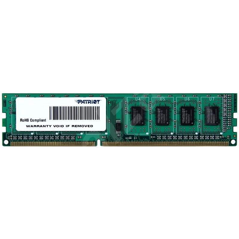 Patriot 2 GB DDR3 1600 MHz CL11 Signature Line - Arbeitsspeicher