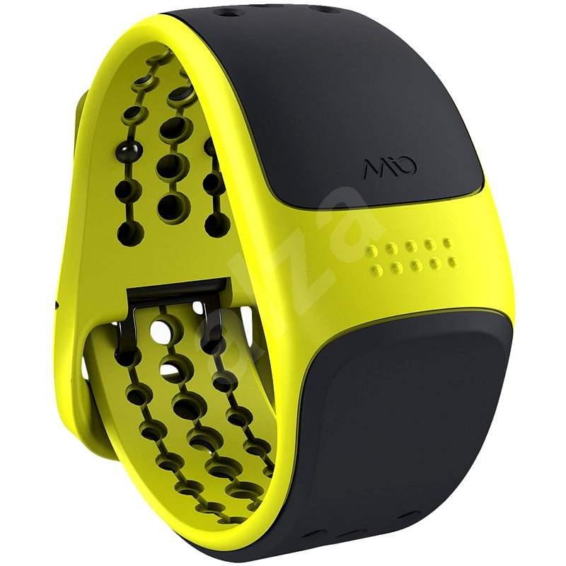 MIO Link-gelb - Sportuhr