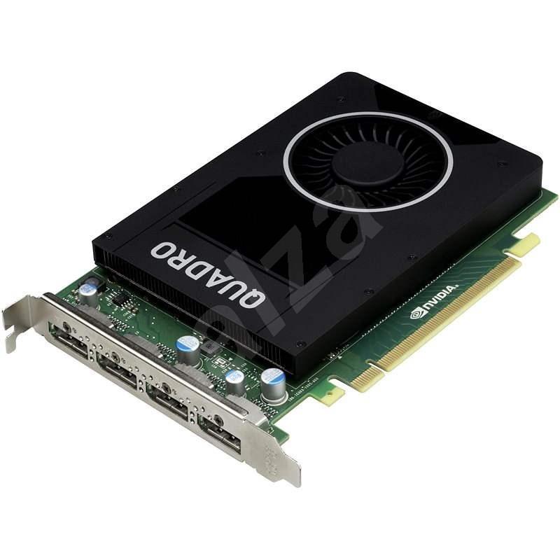 HP NVIDIA Graphics PLUS Quadro M2000 4GB - Grafikkarte