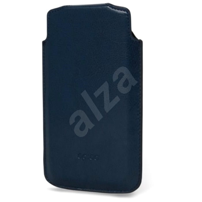 """Epico Universaltasche für Smartphone 6"""" - blau - Handyhülle"""