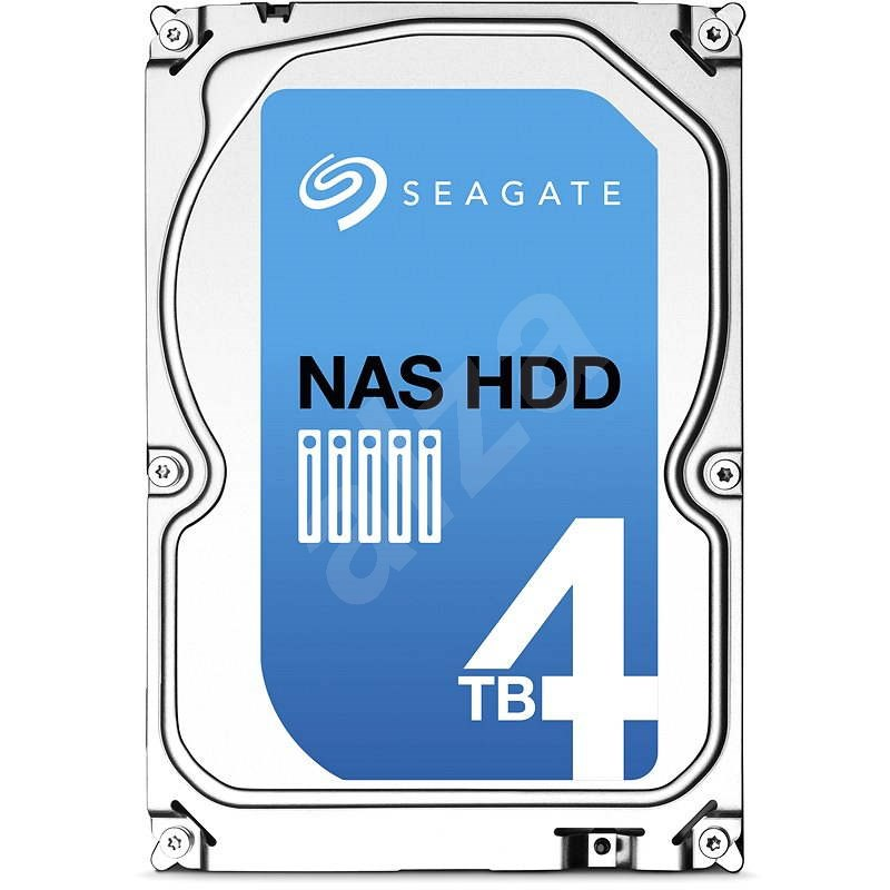 Seagate NAS HDD + 4000 GB Rettungs - Festplatte