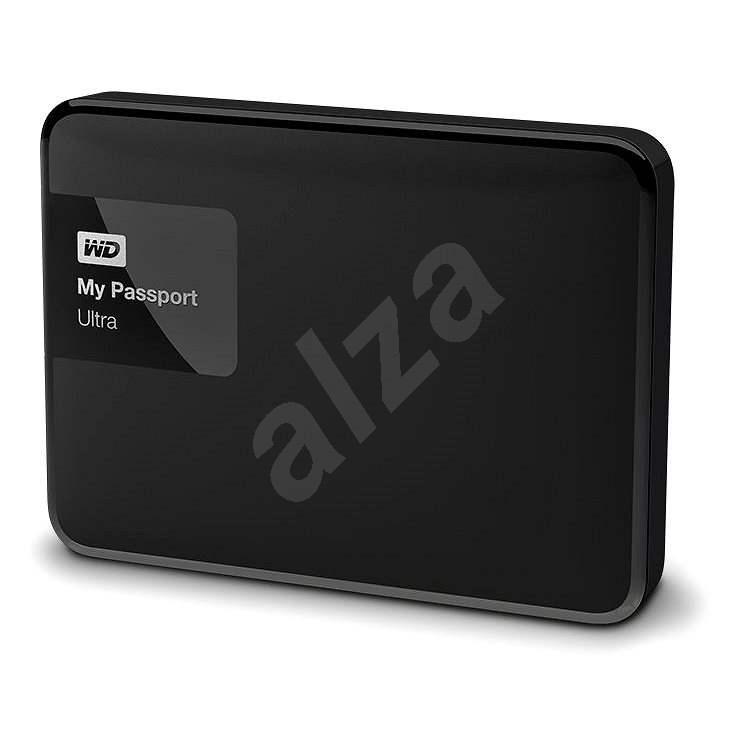 "WD 2.5"" My Passport Ultra 1500GB Black - Externe Festplatte"