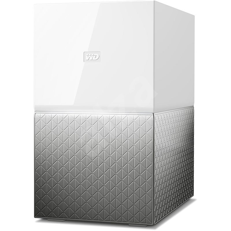 WD My Cloud Home Duo 8TB - NAS Datenspeicher