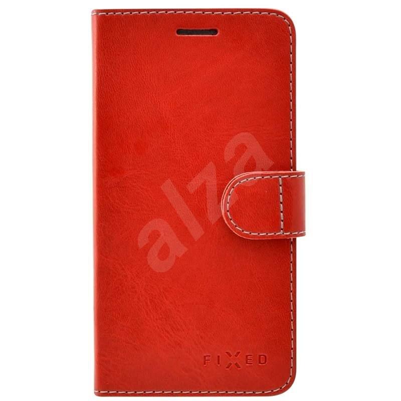 FIXED FIT Redpoint für Huawei Y6 II Kompakt rot - Handyhülle