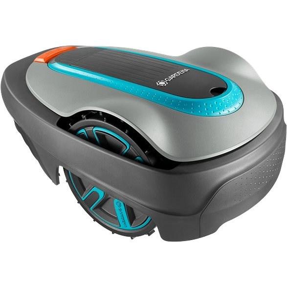 Gardena Sileno City 500 Mähroboter - Roboter-Rasenmäher