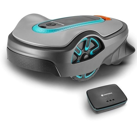 Gardena SILENO Smart Life 1250 Mähroboter - Roboter-Rasenmäher