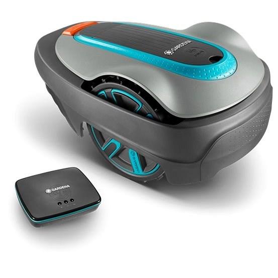 Gardena SILENO Smart City 500 Mähroboter - Roboter-Rasenmäher