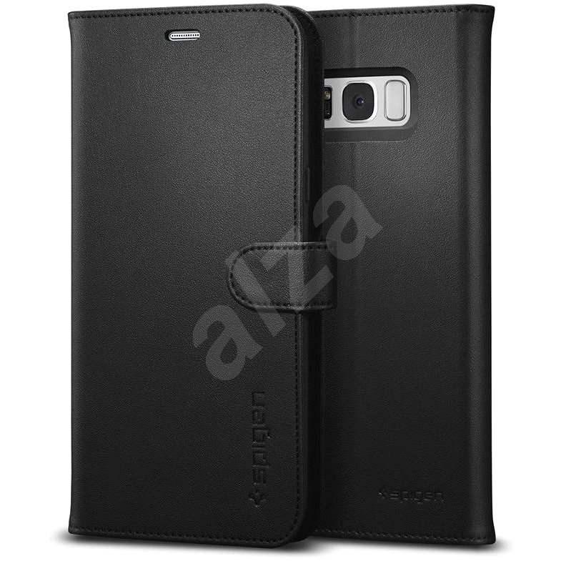 Krusell EKERÖ FolioWallet 2in1 für Samsung Galaxy S8+ schwarz - Handyhülle