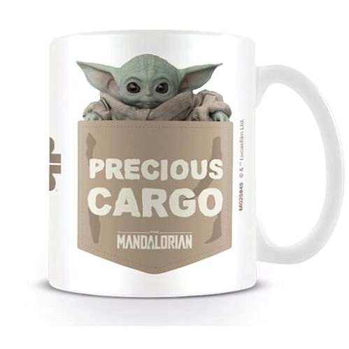Star Wars Mandalorian - Precious Cargo - Becher - Tasse