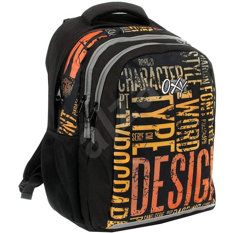 Eine OXY - Design- - Schulrucksack