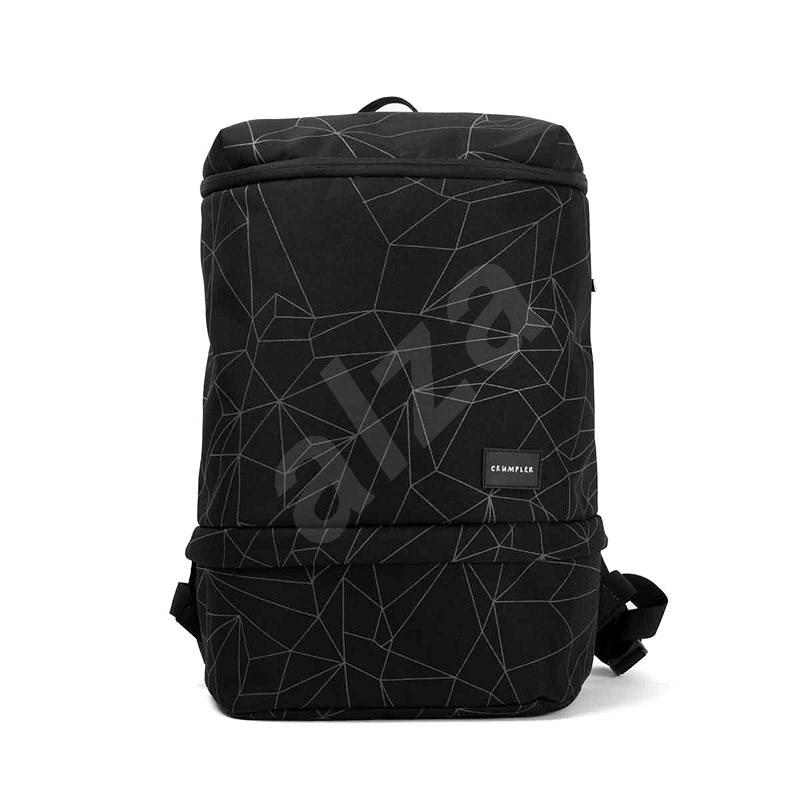 Crumpler Beehive - black/anthracite - Laptop-Rucksack