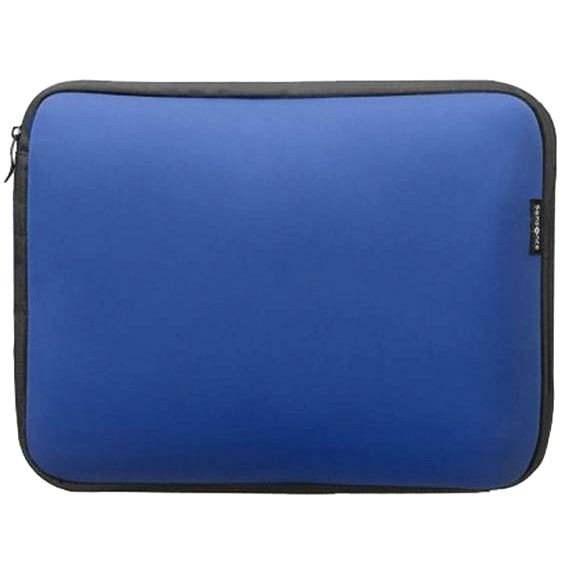 """Samsonite Klassische Sleeves Laptop Sleeve 15.6 """"deep blue - Laptophülle"""