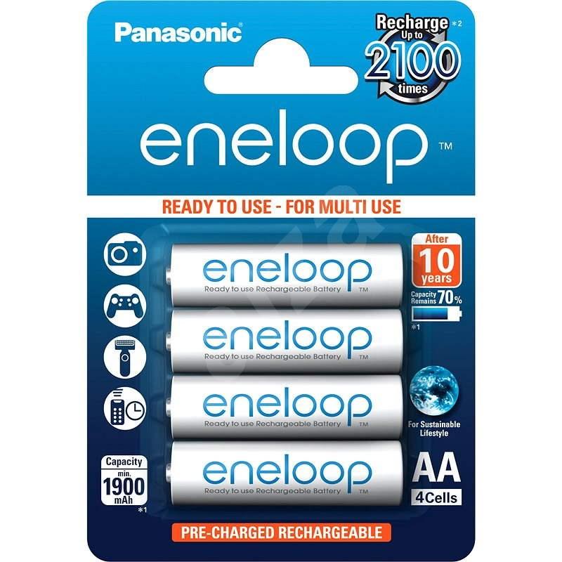 Panasonic Eneloop AA 1900mAh 4 Stück - Akku