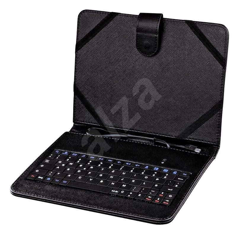 """Hama 8"""" Tastatur - Tablet-Hülle"""