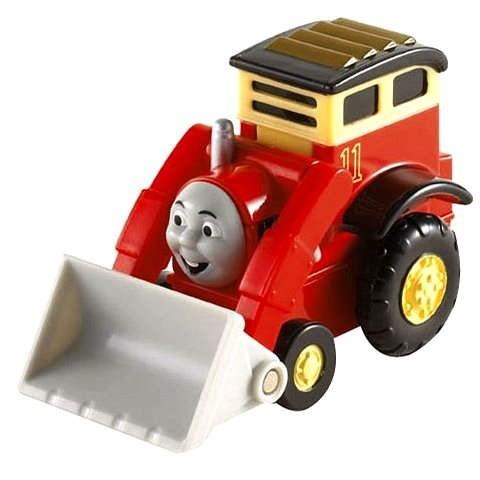 THOMAS - kleine Metall contraption Jack - Eisenbahn