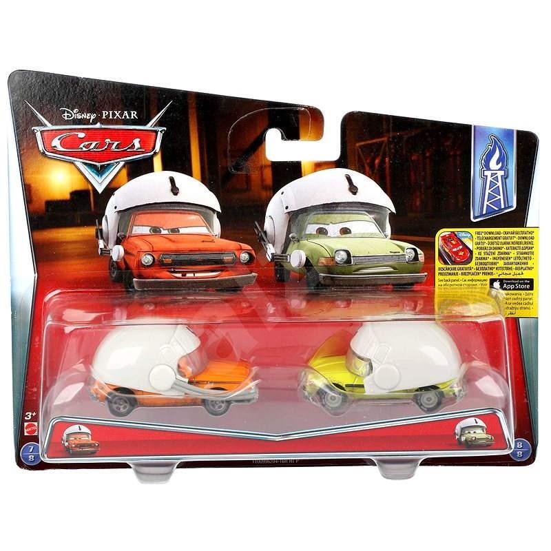 Mattel Cars 2 - Collection Grem und Acer - Auto