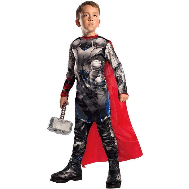 Avengers:. Age of Ultron - Thor Deluxe vel M - Kinderkostüm