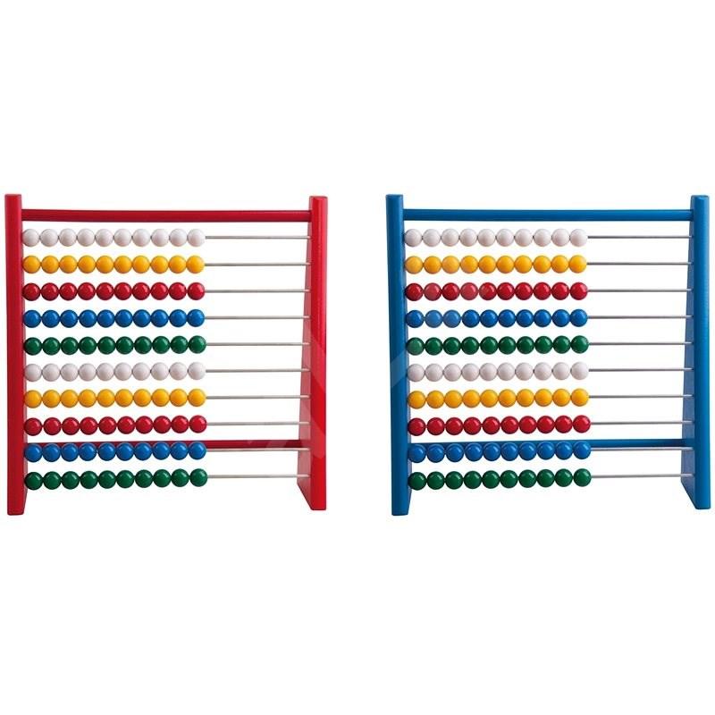 Lernspielzeug Rechenschieber - Didaktisches Spielzeug