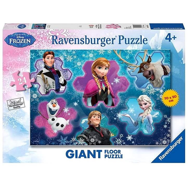 Ravens Ice Kingdom - Boden Puzzle - Puzzle