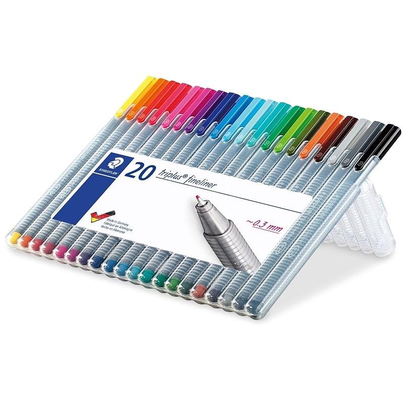 """Liner """"Triplus 334"""" Box 20 Farben - Liner"""