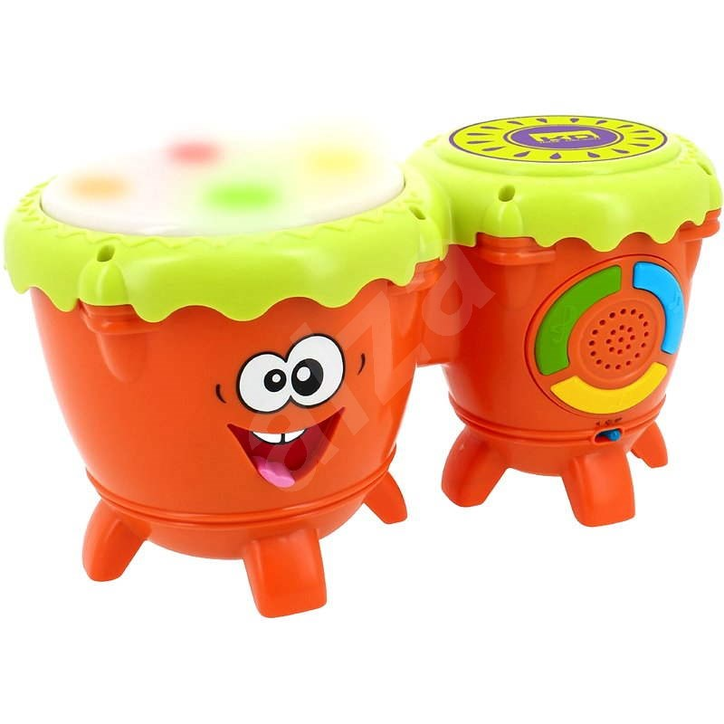 Bobby Bongo Bop - Didaktisches Spielzeug