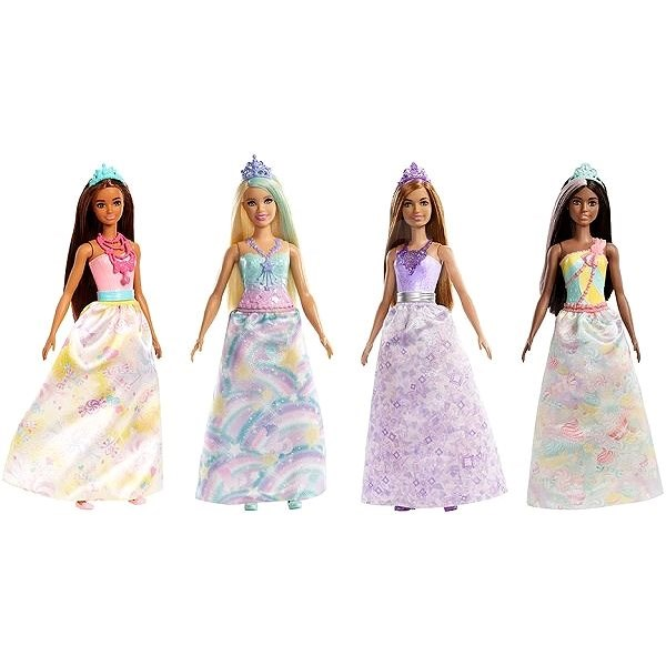 Barbie Zauberprinzessin - Puppe