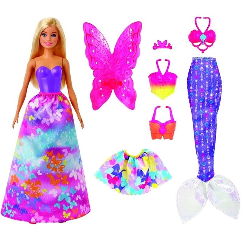 Barbie-Puppe und Fee Zubehör - Puppe