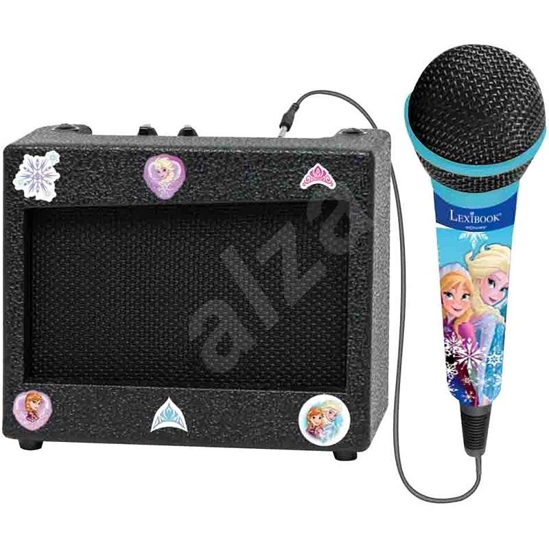 Lexibook Frozen Mobile Karaoke mit Mikrofon - Musikspielzeug