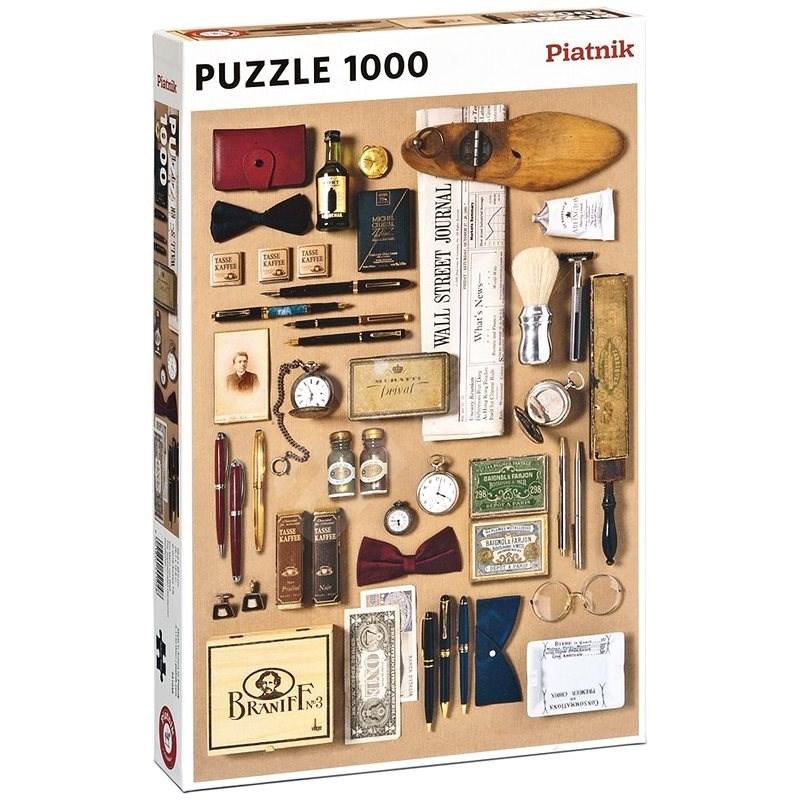 Männliche Welt - Puzzle