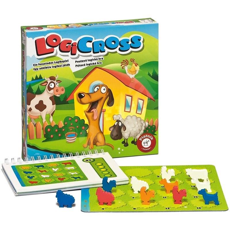 Spiel LogiCross - Gesellschaftsspiel