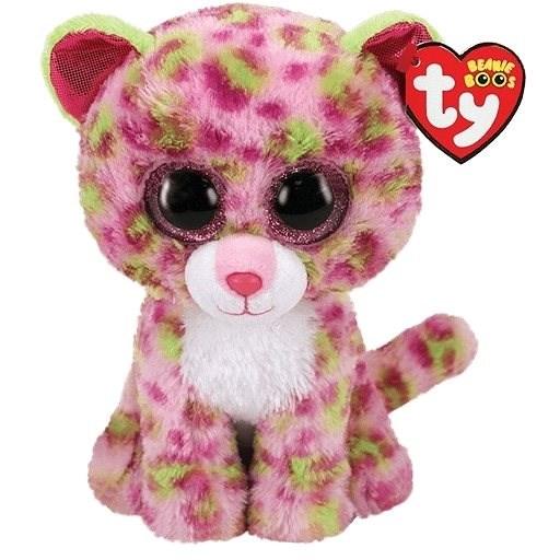 BOOS LAINEY, 24 cm - rosa Leopard - Stoffspielzeug