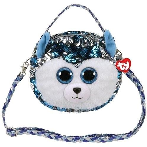 Ty Fashion Sequins Glitzer Handtasche SLUSH - Husky - Stoffspielzeug