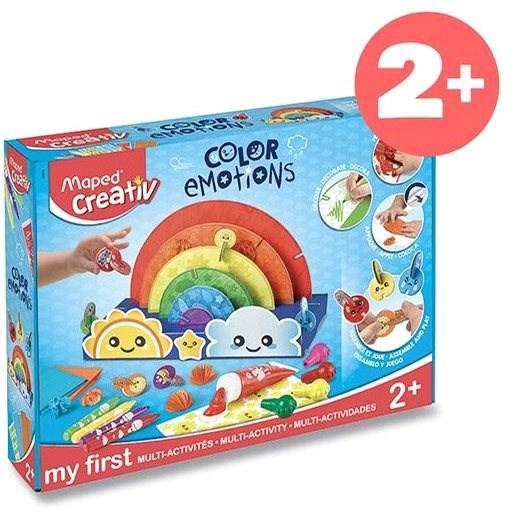 Set Maped Early Age - Colour Emotions - Kreativset