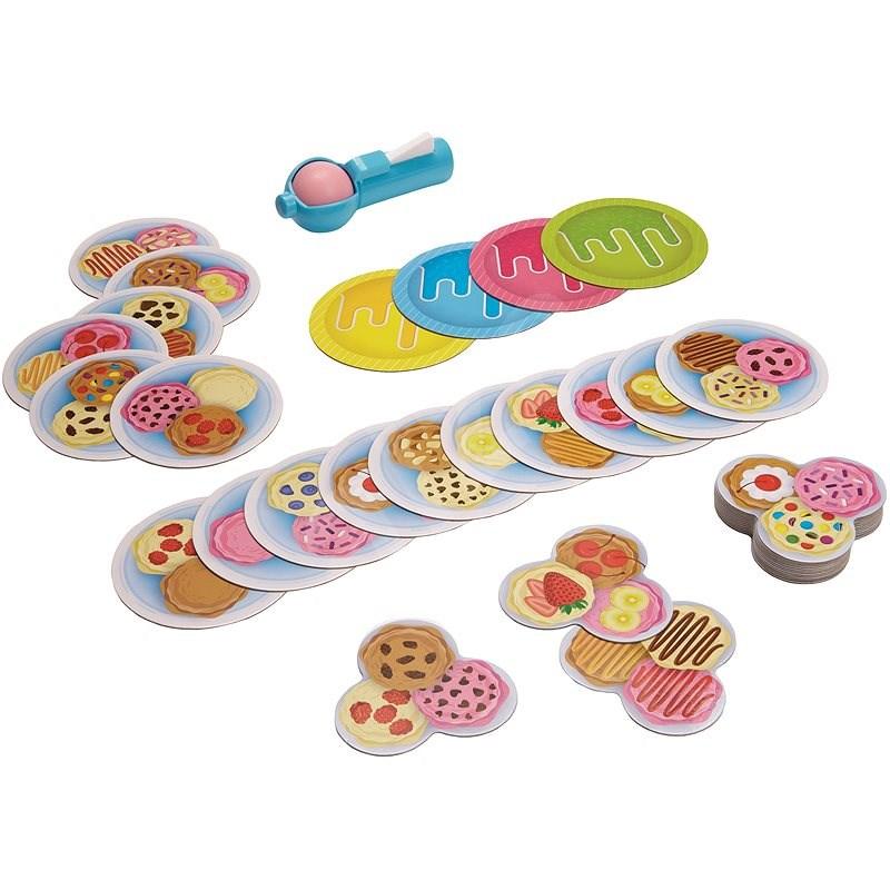 Lustige Eiskugeln - Gesellschaftsspiel