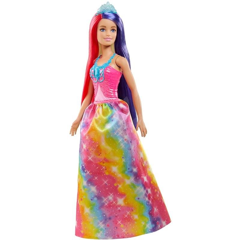 Barbie Princessin mit langen Haaren - Puppen