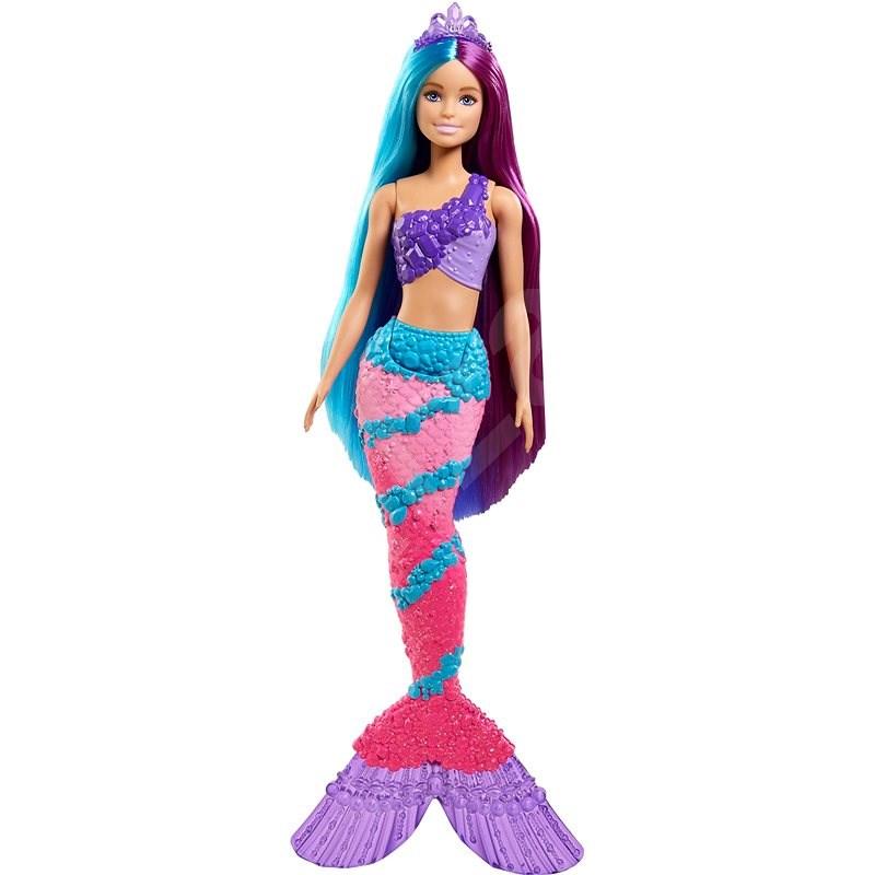 Barbie Meerjungfrau mit langen Haaren - Puppen