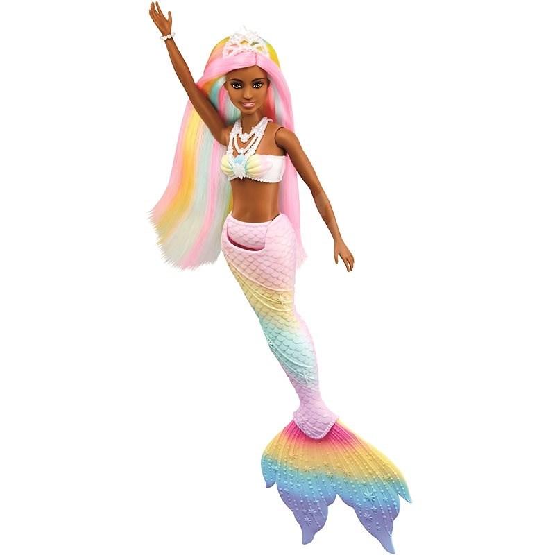 Barbie Regenbogen Meerjungfrau Mulatte - Puppen
