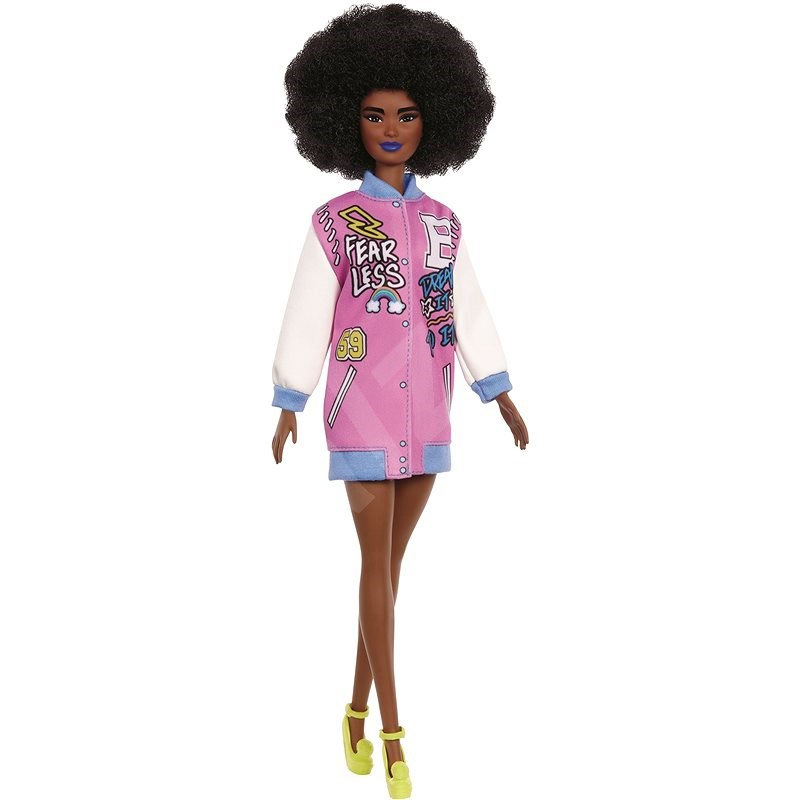 Barbie Model - Letterman Jacke - Puppen