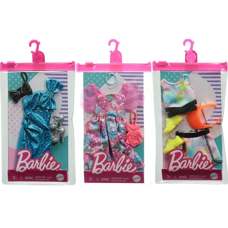 Barbie-Outfits - Puppen