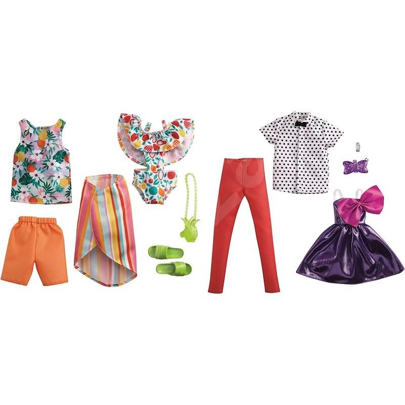 Barbie/Ken Mode-Kleidung 2 Stk. - Puppen
