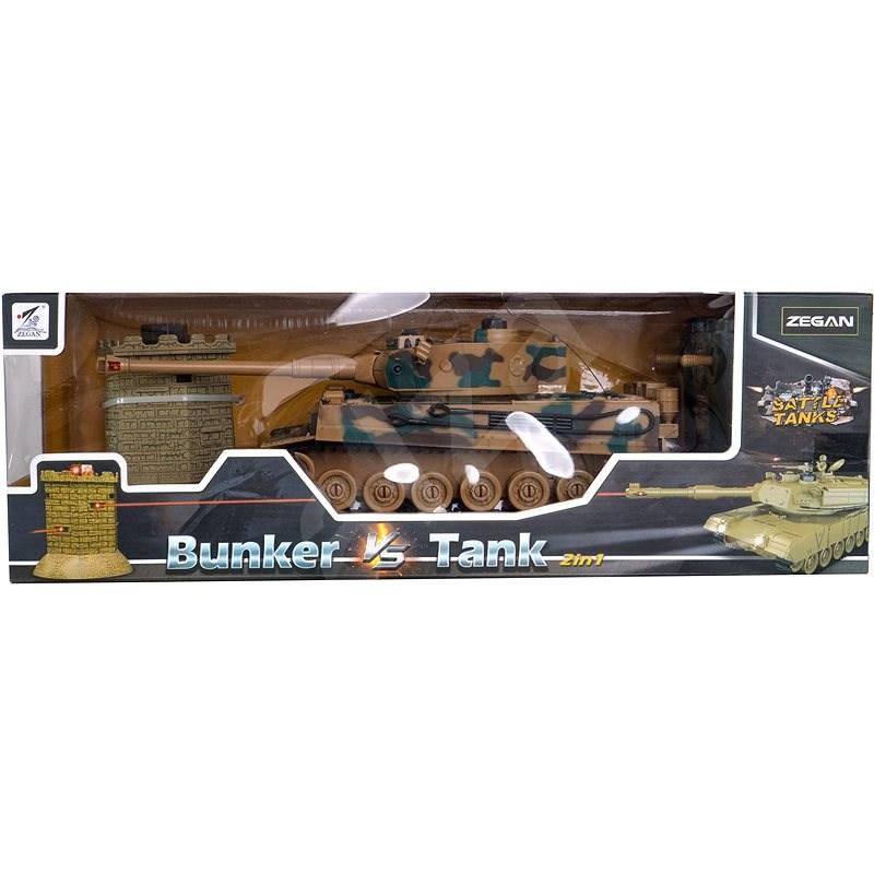 RC Panzer - Panzer mit Fernsteuerung