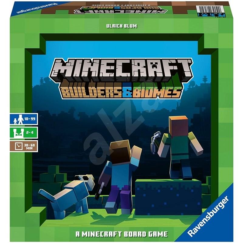 Gesellschaftsspiel Ravensburger 261321 Minecraft - Brettspiel