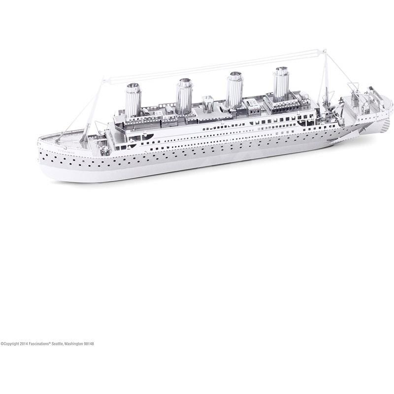 Metal Earth Titanic - Metall-Model