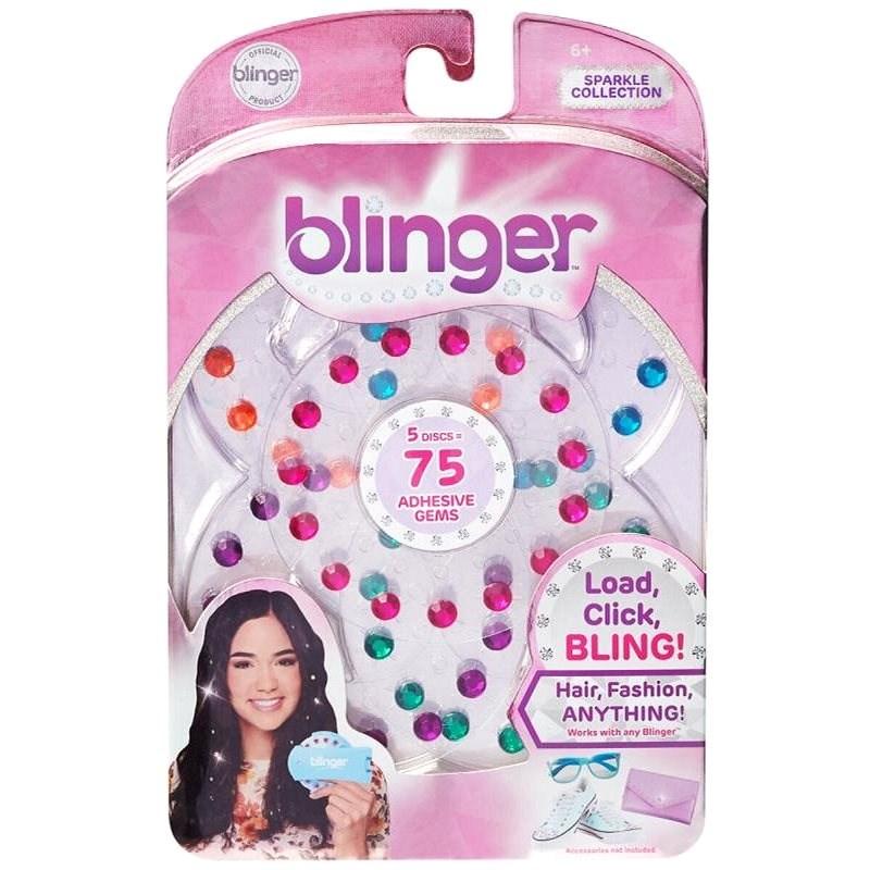 Blinger: Ersatzpatrone - farbig - DIY für Kinder