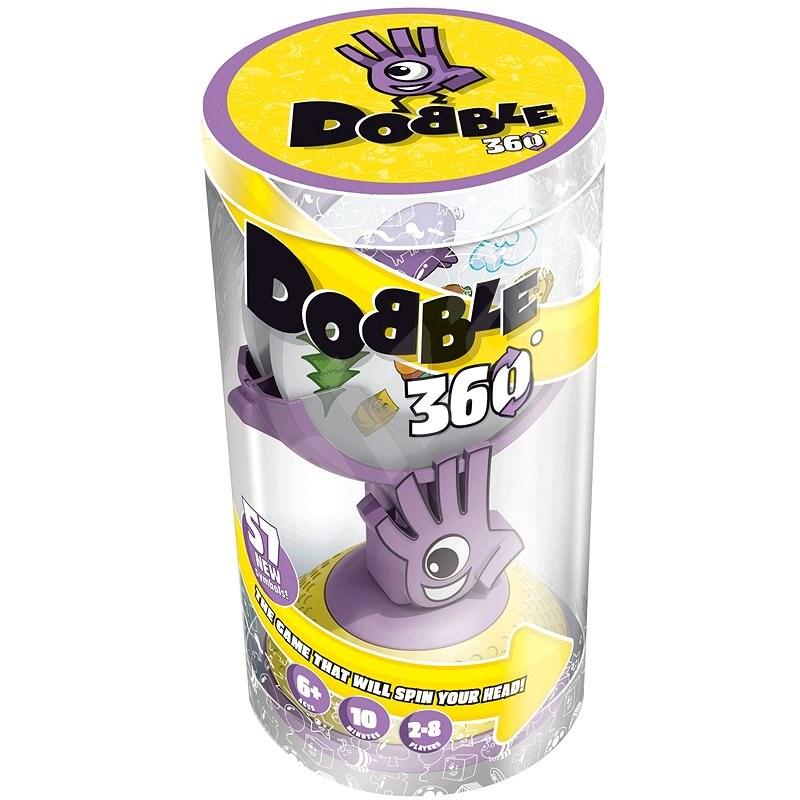 Dobble 360° - Kartenspiel