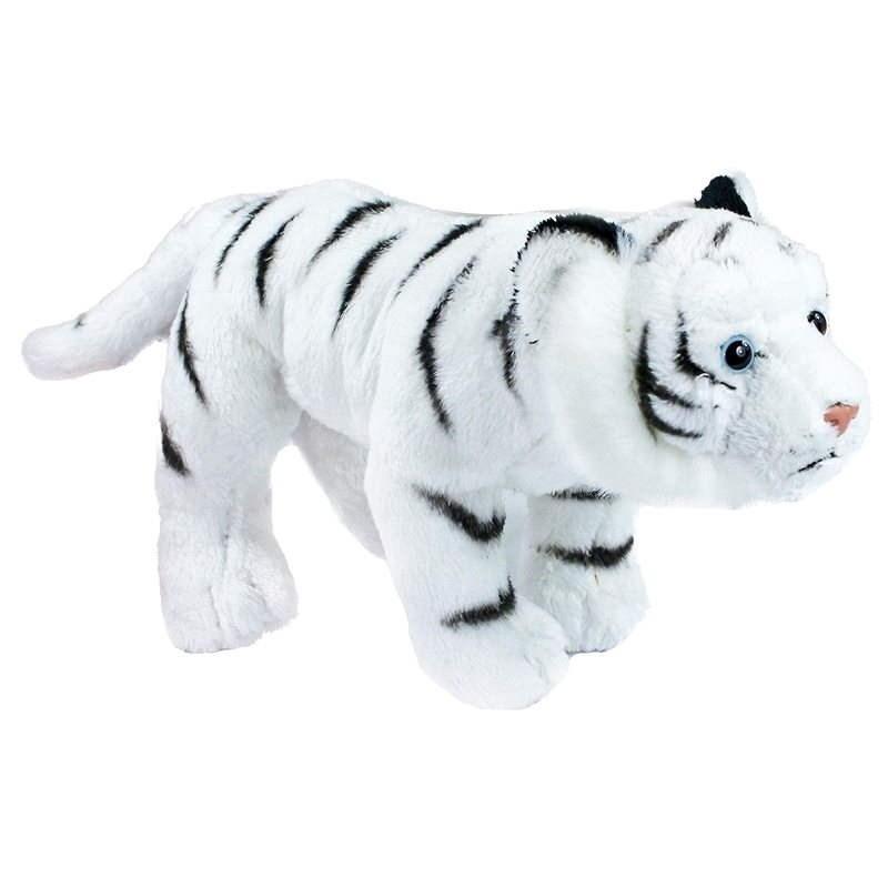Rappa White Tiger stehend - Plüschspielzeug